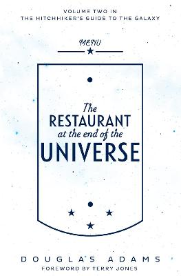 Restaurant at the End of the Universe book