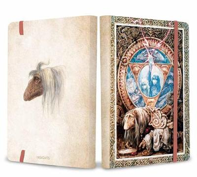 The Dark Crystal: Mystic Softcover Notebook by Insight Editions