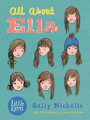 All About Ella by Sally Nicholls