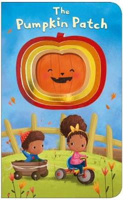 The Pumpkin Patch: Shiny Shapes by Roger Priddy
