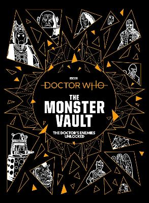 Doctor Who: The Monster Vault book