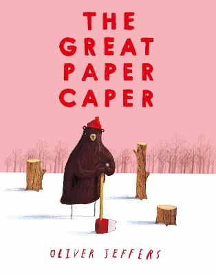 Great Paper Caper book