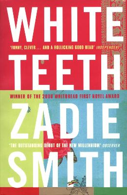 White Teeth book