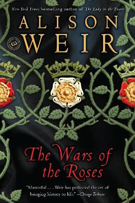 Wars of the Roses book