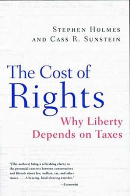 Cost of Rights by Stephen Holmes