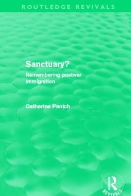 Sanctuary? book