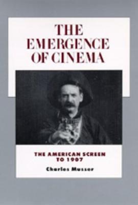Emergence of Cinema book