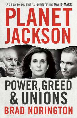 Planet Jackson book