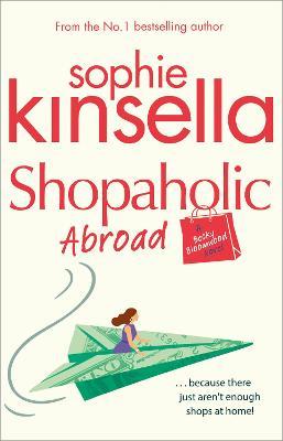 Shopaholic Abroad book