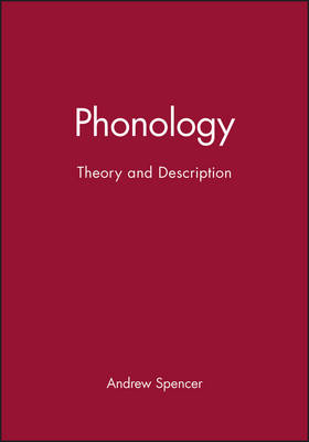 Phonology by Andrew Spencer