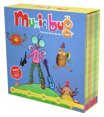 Muzicbug Boxset book
