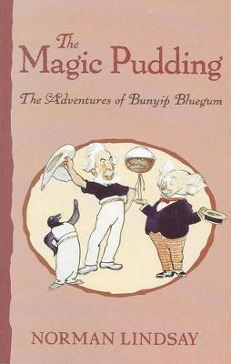 Magic Pudding book