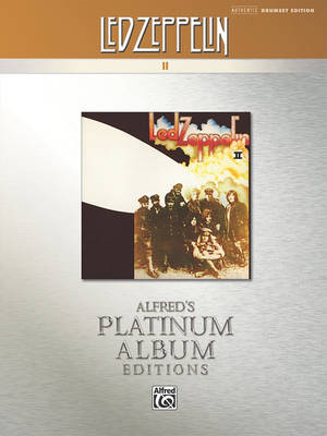 Led Zeppelin -- II Platinum Drums by Led Zeppelin