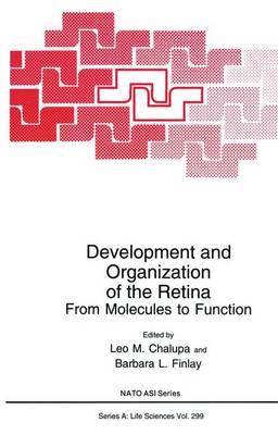 Development and Organization of the Retina by Leo M. Chalupa