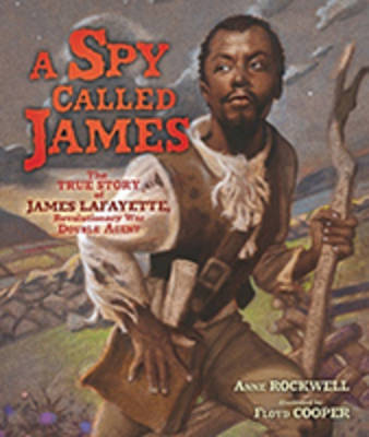 Spy Called James by Anne Rockwell