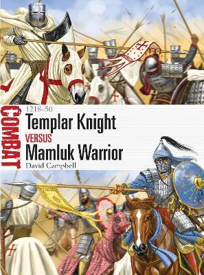 Templar Knight vs Mamluk Warrior book