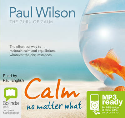 Calm No Matter What book