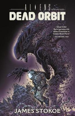 Aliens: Dead Orbit book