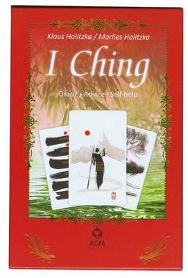 I Ching: The Chinese Book of Changes by Klaus Holitzka
