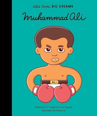 Muhammad Ali by Maria Isabel Sanchez Vegara