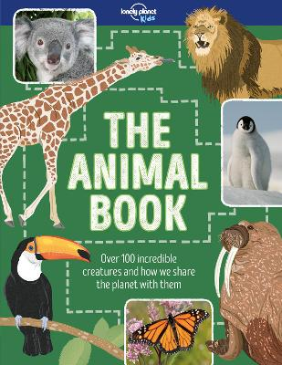 Animal Book by Lonely Planet Kids