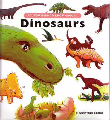 Dinosaurs by Clotilde Perrin