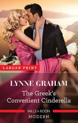 The Greek's Convenient Cinderella book