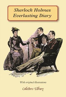 Sherlock Holmes Everlasting Diary by Rosemary Gray