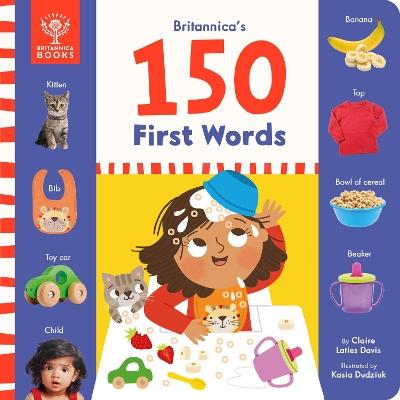 Britannica's 150 First Words book