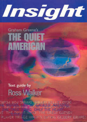 Quiet American the by Graham Greene