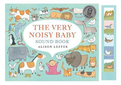 The Very Noisy Baby book