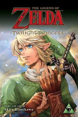The Legend of Zelda: Twilight Princess, Vol. 7 by Akira Himekawa