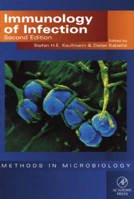 Immunology of Infection by Stefan H. E. Kaufmann