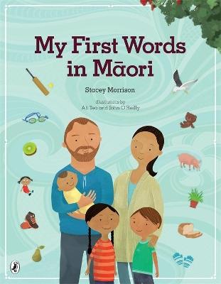 My First Words in Maori book