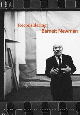 Reconsidering Barnett Newman by Melissa Ho