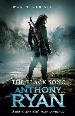 The Black Song: Book Two of Raven's Blade book
