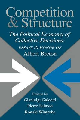 Competition and Structure book