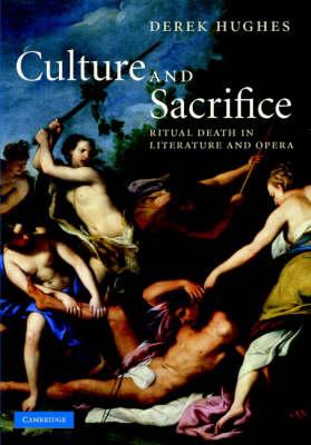 Culture and Sacrifice book