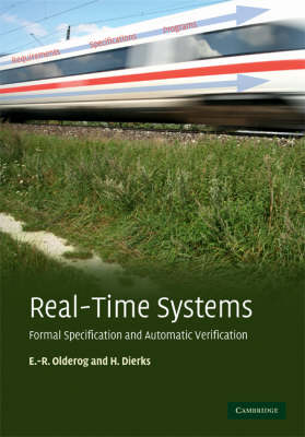 Real-Time Systems book