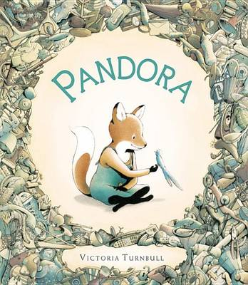 Pandora by Victoria Turnbull