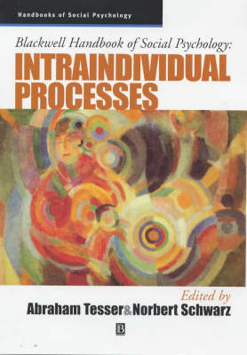 Intraindividual Processes by Abraham Tesser