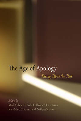 The Age of Apology by Mark Gibney