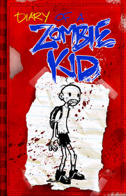 Diary of a Zombie Kid book