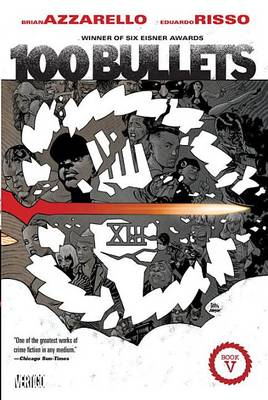100 Bullets TP Book Five book