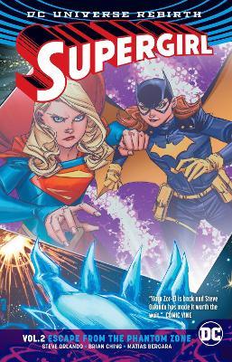 Supergirl Vol. 2 (Rebirth) by Steve Orlando