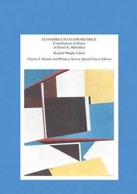 Economics to Econometrics by Charles F. Manski