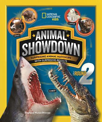 Animal Showdown: Round Two by National Geographic Kids