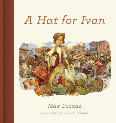Hat for Ivan book