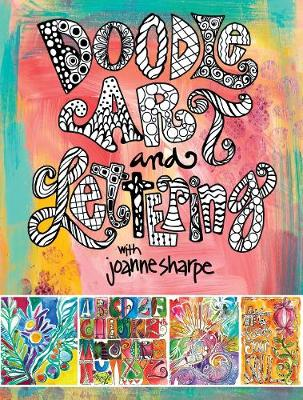 Doodle Art and Lettering with Joanne Sharpe book