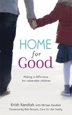 Home for Good by Krish Kandiah
